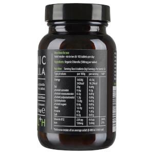 KIKI Health Organic Chlorella Tablets (200 Tablets): Image 3