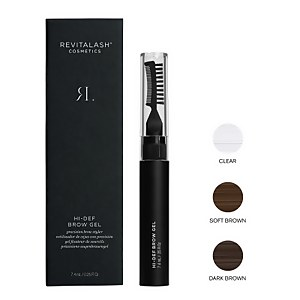 RevitaLash Hi Definition Tinted Brow Gel - Dark Brown 3007