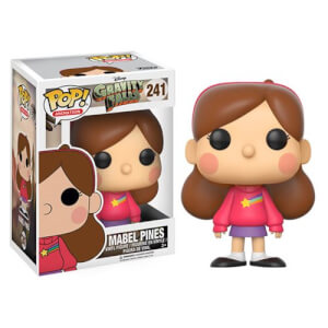 Gravity Falls Mabel Pines Pop! Vinyl Figur