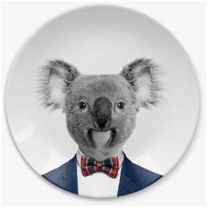Assiette Kyle Koala - Wild Dining