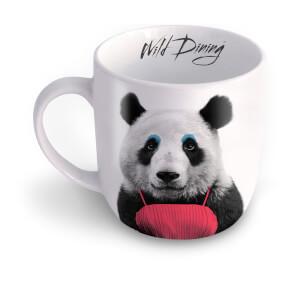 Wild Dining Patricia Panda Mug