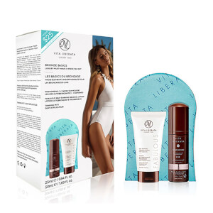 Vita Liberata Bronze Basics Must Have Luxury 3 Piece Tan Set