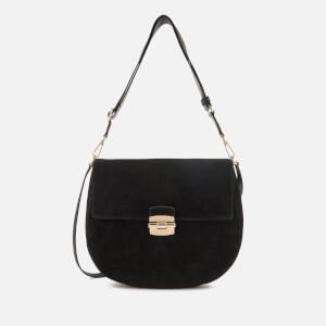 Furla Women's Club Medium Cross Body Bag - Black