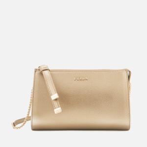 Furla Women's Luna Small Shoulder Bag - Bronze