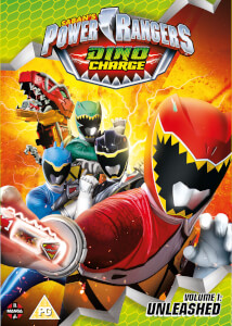 Power Rangers Dino Charge Unleashed (Volume 1)