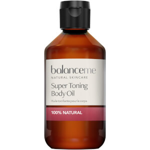 Balance Me Super Toning Body Oil -vartaloöljy 200ml