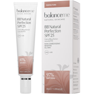 BB Natural Perfection com FPS 25 da Balance Me 40 ml