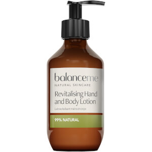 Balance Me Revitalising Hand and Body Lotion -käsi ja -vartalovoide 280ml