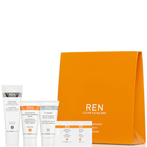 REN Skincare Radiance Kit (Free Gift) (Worth £24)