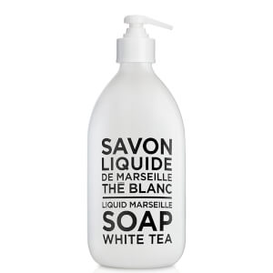 Compagnie de Provence Liquid Marseille Soap -saippua 500ml, White Tea