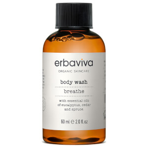 Erbaviva Travel Breathe Body Wash