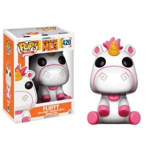 Figurine Pop! Moi, Moche et Méchant 3 Licorne Fluffy
