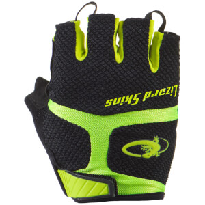 Lizard Skins Aramus GC Gloves - Jet Black/Neon