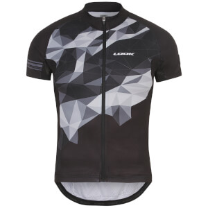 Look Pulse Jersey - Black/White