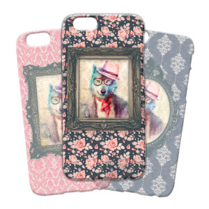 Coque pour iPhone and Android Loup