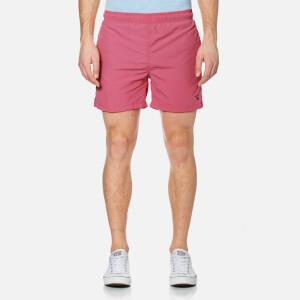 GANT Men's Basic Swim Shorts - Bright Magenta