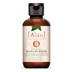 A'kin Cleansing Micellar Water 150ml