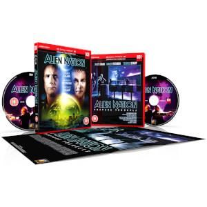 Alien Nation - Dual Format (Includes DVD)