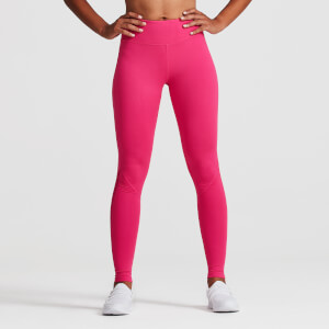 IdealFit Core Full Length Leggings - Pink