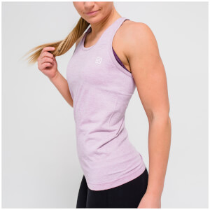 IdealFit Seamless Vest Tank Top - Pink