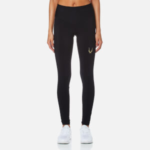 Lucas Hugh Women's Core Performance Leggings V2 - Black