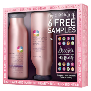 Pureology Pure Volume Bright Moments Kit (Worth $113)
