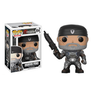 Gears Of War Marcus Fenix (Old Man) Pop! Vinyl Figure