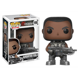 Gears Of War Augustus Cole Funko Pop! Vinyl