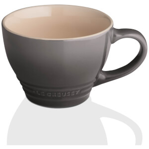 Le Creuset Stoneware Grand Mug 400ml - Flint