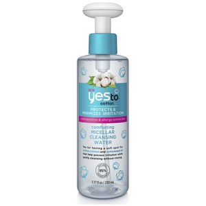 yes to Cotton Micellar Cleansing Water