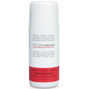 PRESCRIBEDsolutions Starting Up Face Glycolic Anti-oxidant Cleanser