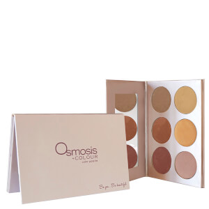 Osmosis Colour Eye Shadow Palette - Matte Collection