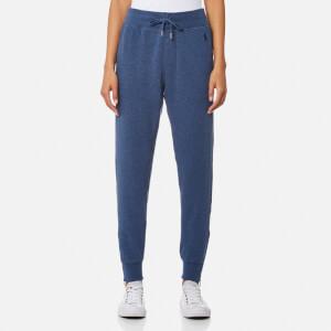 Ralph Lauren Women's Track Pants with Zips - Shale Blue Heather