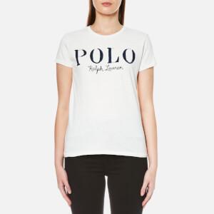 Ralph Lauren Women's Polo Logo T-Shirt - Nevis