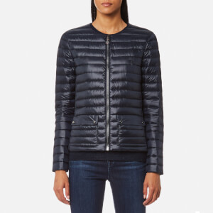 Ralph Lauren Women's Lightweight Jacket with Pockets - Collection Navy