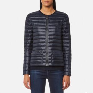 Ralph Lauren Women's Lightweight Jacket with Pockets - Collection Navy