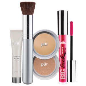 PÜR Best Seller Kit -setti, Light Tan