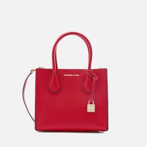 MICHAEL MICHAEL KORS Women's Mercer Medium Messenger Bag - Bright Red