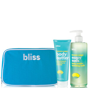 bliss Lemon and Sage Bath Duo