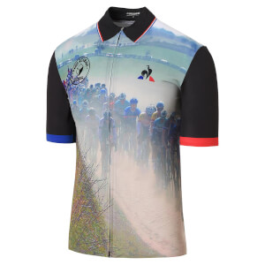 Le Coq Sportif Paris Roubaix Jersey - Multi