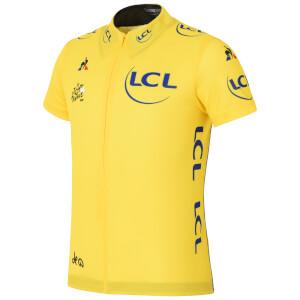 Le Coq Sportif Children's Tour de France 2017 Leaders Official Jersey - Yellow