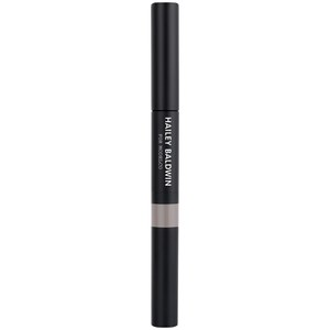 ModelCo Perfect Brows Pencil & Clear Gel Duo - Medium/Dark