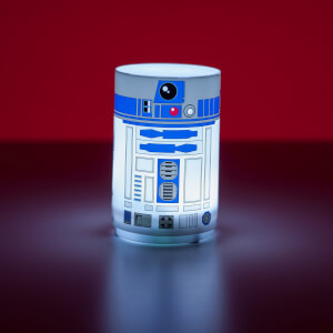 Star Wars R2-D2 Mini Light - White