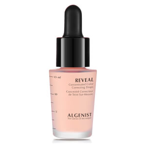 Gotas correctoras del color Reveal Concentrated de ALGENIST 15 ml (Varios tonos)