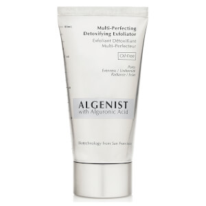 Exfoliante detox Multi-Perfecting de Algenist 80 ml