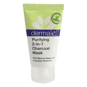 derma e Purifying 2-in-1 Charcoal Mask (Deluxe Sample) (Free Gift)