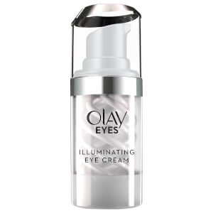 Olay Eyes Brightening Eye Cream for Dark Circles with Niacinamide and Caffeine 15ml