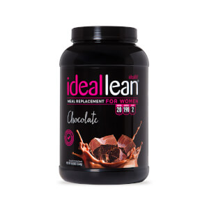 IdealLean Meal Replacement Shake - 30 Servings