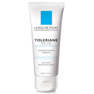 La Roche-Posay Toleriane Riche Daily Soothing Nourishing Face Cream for Sensitive Skin, 1.35 Fl. Oz.