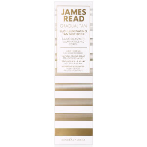 James Read H2O Illuminating Tan Mist 200ml: Image 3